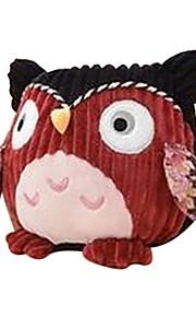 svart owl pat lampa nattbatteri spädbarn sömn nattljus