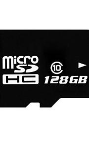 128GB klasse 10 micro sd TF-flash-geheugenkaart met sd adapter hoge snelheid echte