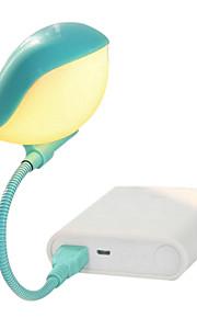fåglar USB nattljus