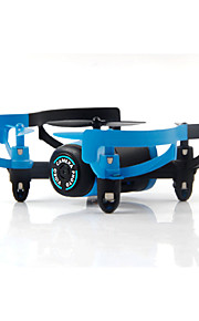 Others JXD512V Drone 6 akse 4 kanaler 2.4G RC quadrokopter Hovedløs modus / 360 graders flyvning