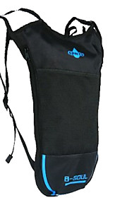 Backpack Waterproof Running All Phones Red / Blue / Silver Oxford
