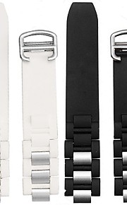 20*10mm stainless steel with rubber watchbands for Cartier 21 Chronoscaph watch strap