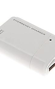 1 porta USB Porte Multi Other caricatore domestico Solo Charger per il cellulare / For iPhone5V , 0.5A)