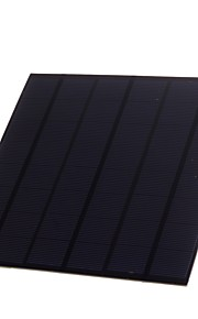 4.5W 12V PET Laminated Polycrystalline Silicon Solar Panel Solar Cell for DIY (SW4512)