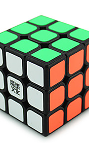 Magic Cube / Puzzle Toy IQ Cube Yongjun Three-layer Smooth Speed Cube Magic Cube puzzle Black / White / Pink Plastic