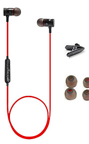 NT A920 Ohrhöhrer (Ohr)ForMedia Player/Tablet PC / Handy / ComputerWithMit Mikrofon / Lautstärkeregler / Sport / Rauschunterdrückung /