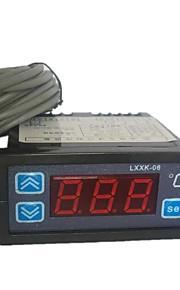 inbyggd temperaturregulator (temperaturområde -50 ~ 50 ° C, ac-220v)