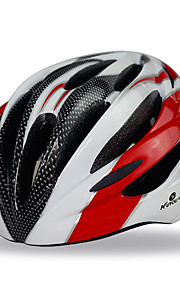 Unisex Sports Bike helmet 17 Vents Cycling Cycling / Snow Sports / Ice Skate One Size PC / EPS