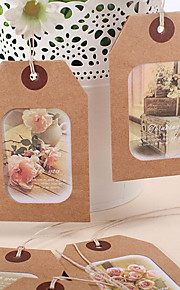 Greeting Card Creative Personality Bookmark Diy Retro Postcard 150