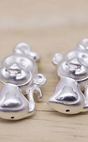 kvinders sølv sterling sølv vedhæng 1pc