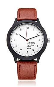 kezzi simple design student quarzt watch 1425