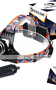 U'king 3Mode 3000Lumens Headlamps/Headlamp 18650 /Rechargeable/ Focus FocusLED XM-L T6