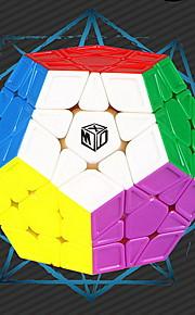 Brinquedos / Cubos Mágicos MegaMinx / Toy magic Cube velocidade lisa Magic Cube quebra-cabeça Arco-Íris ABS