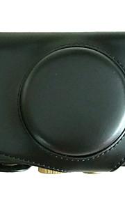Canon-En-Skulder-Støv-sikker-Sort Kaffe Brun