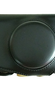 GX7II Camera Case for Canon GX7II G7X Cameras (Black/Brown/Coffee)