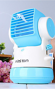 Desktop Turbine Bladeless Fan Usb Mini Fan Humidification Spray Cooling Water Air-Conditioning Fan