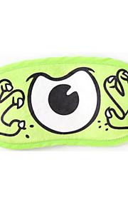 desenhos animados sombreamento conveniente máscara de olho nap pele macia