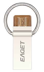 EAGET V90-32G 32GB USB 3.0 Wodoszczelność / Odporny na wstrząsy / Niewielki rozmiar / Obsługa funkcji OTG (Micro USB)