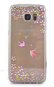 כיסוי אחורי Bisque חיה אקרילי קשיח Case כיסוי Samsung Galaxy S7 edge / S7 / S6 edge / S6 / S5