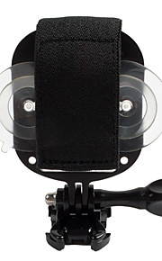1PCS Gopro Accessories Mount / Smooth Frame / Suction / Clip For Others / Android Cellphone