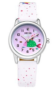 kezzi 2016 new arrvial  colorful cartoon kid quartz watch 1436