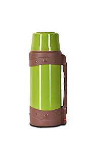 Other Stainless Steel Water Bottle 1.8L Others / Green / Orange / Silver