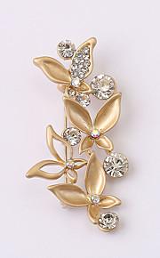 europæiske og amerikanske mode zircon perle broche serie 018