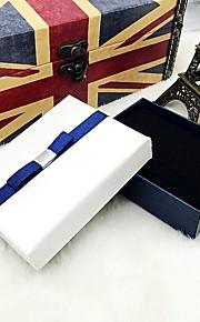 Smykkeskrin Papir 1 Stk. Hvid