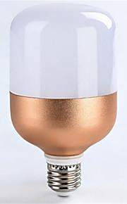 18 E26/E27 Lâmpada Redonda LED A60(A19) 44 SMD 5730 1600LM lm Branco Quente / Branco Frio Decorativa / Impermeável AC 220-240 V 1 pç