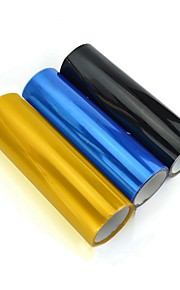 ZIQIAO 10m/Roll x30Cm Auto Car Sticker Smoke Fog Light HeadLight Taillight Tint Vinyl Film Sheet Car Decoration