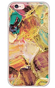 Funda Trasera Ultra-Fino / Traslúcido Color Camuflaje TPU Suave Cubierta del caso para AppleiPhone 6s Plus/6 Plus / iPhone 6s/6 / iPhone