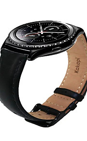 Superior Genuine Leather Watch Band Strap For Samsung Galaxy Gear S2 Classic R732
