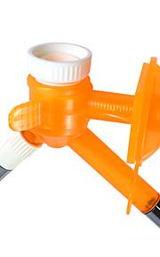 Кошка / Dog Миски и бутылки с водой Нержавеющая сталь Компактность Красный / Голубой / Оранжевый