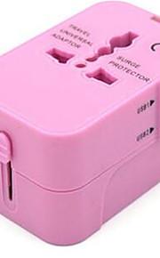 other Cabeada Others Smart USB socket with Preta / Branco / Verde / Rosa