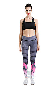 Yoga Kleidungs-Sets/Anzüge Atmungsaktiv Dehnbar Sportbekleidung Damen-Sport®,Yoga / Pilates