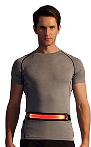 Bälten, hållare och armband / Skadeförebyggande Vattentät / Reflexremsa LED / Reflexremsa Klättring / Cykling / cykel / Löpning Unisex