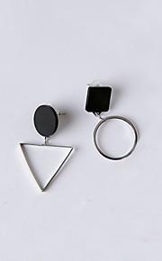 Øreringe Geometric Shape / Others,Smykker 1 par Sexy / Moderigtig / Personlighed Legering Gylden / SølvBryllup / Party / Daglig /