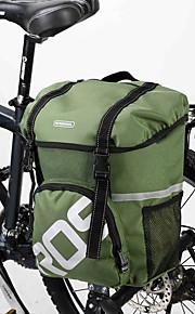 ROSWHEEL Bicycle Bag 15L Bike Tail Rear Saddle Cycling Bag Sillines Alforjas Maletas Viaje Bolsa Manubrio Waterproof