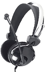 Salar PC Headphone  V81 with Microphone for Computer