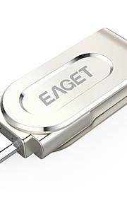 EAGET V88-64G 64Go USB 3.0 Rotatif / Compatible OTG (Micro USB) / Résistant à l'eau / Crypté / Anti-Choc / Taille Compacte