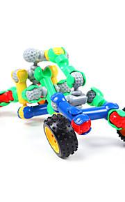Blocos de Construir para presente Blocos de Construir Plástico acima de 3 Brinquedos