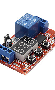 5V Digital Mobilize Multi-function Time Delay Relay Module