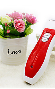 Dog Grooming Clipper & Trimmer Pet Grooming Supplies Wireless / Low Noise / Electric / Rechargeable Plastic Red
