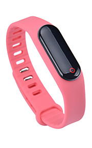 Smart Bracelet Smartband Pedometer Sport Fitness Tracker Wristband Watch For IOS Android Smart Phones