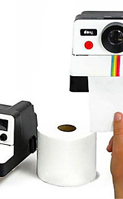 Retro Camera Cute Toilet Paper Roll Paper Towel Tube Holders to Ttake Home Tissue Box