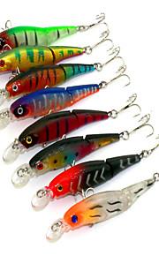 1 pcs Fishing Lures Vibration/VIB Random Colors 7.4 g Ounce mm inch,Hard Plastic Bait Casting
