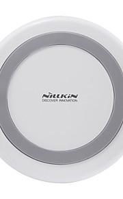 NILLKIN draadloze oplader voor samsung nokia nexus htc lg qi standaard met hub 4 USB-poorten Multi opladen