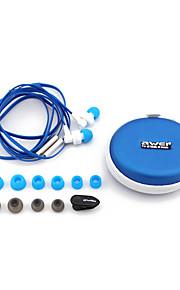 AWEI ES-700i Hörlurar (öronsnäcka)ForMediaspelare/Tablet / Mobiltelefon / DatorWithBruskontroll