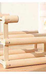 Ju Wood Wine Rack
