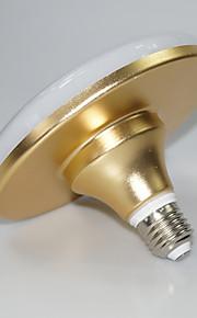 24 E26/E27 LED-globepærer R50 48 SMD 5630 2600 lm Varm hvit / Kjølig hvit Dekorativ V 1 stk.